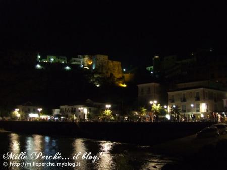 Pizzo Calabro by night - la marina
