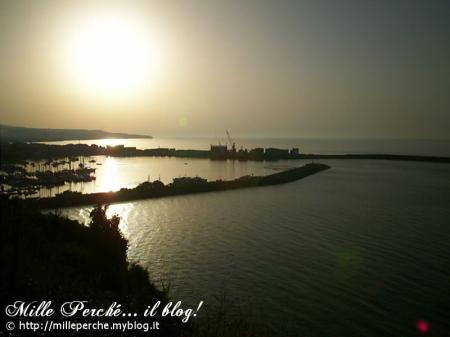 Vibo Marina - il porto