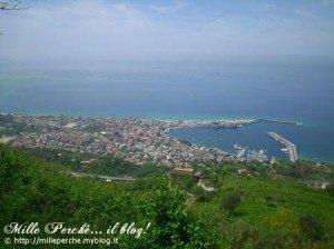 Vibo Marina - la città ed il porto