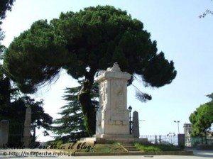 Vibo Valentia - monumento al Milite Ignoto