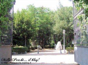Vibo Valentia - villa Gagliardi