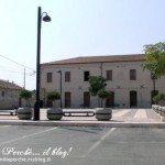 Bivona - piazza Toscana e Museo del mare