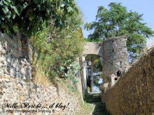 Vibo Valentia - porta e torre del Conte d'Apice