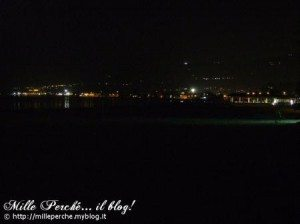 Vibo Marina e Bivona by night