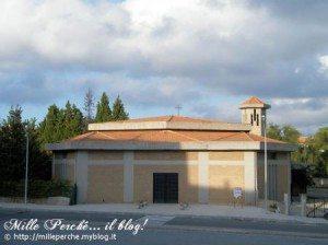 Vibo Valentia - chiesa della Sacra Famiglia