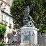 Vibo Valentia - monumento a Michele Morelli