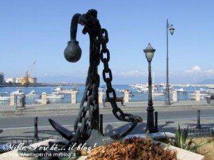Vibo Marina - monumento ai Caduti del mare