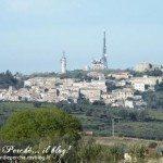 Vibo Valentia - panoramica della parte antica