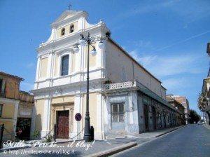 Vibo Valentia - chiesa di Santa Maria La Nova