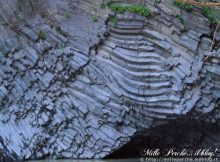 basalto colonnare