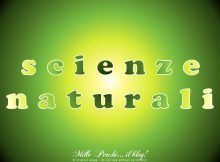 [cat] scienze naturali